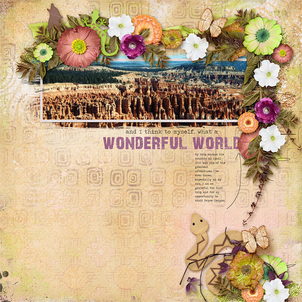 Layout by Aimee (Template: Wanderlust 2 by Heartstrings Scrap Art, available at Digital Scrapbooking Studio)