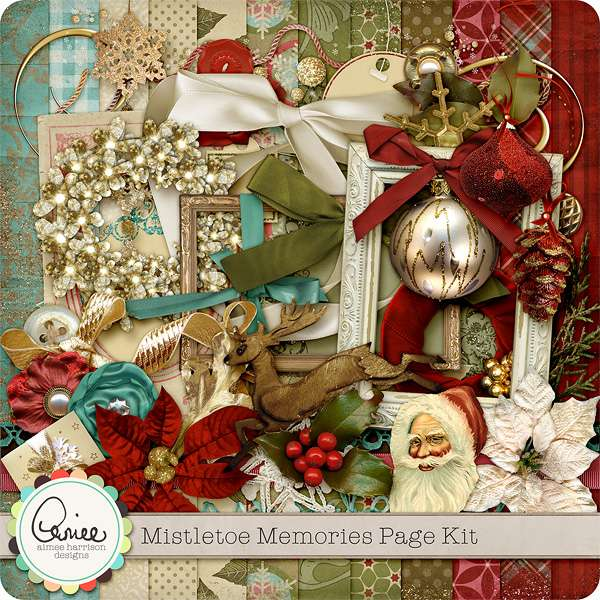 Mistletoe Memories
