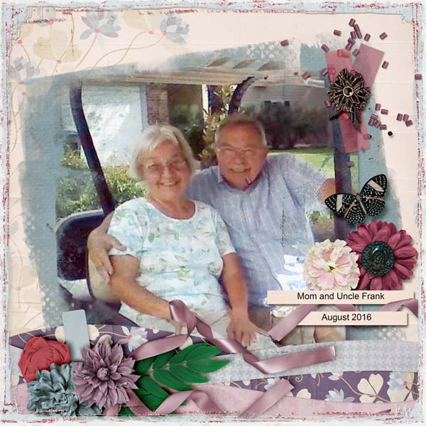 Layout by Kathy  (template by Studio Dawn Inskip)