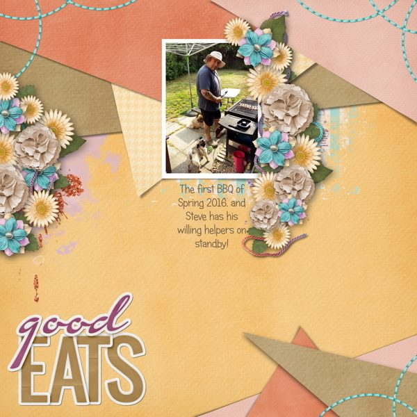 Layout by Sharon (template: Bold Backgrounds #2 by Heartstrings Scrap Art)