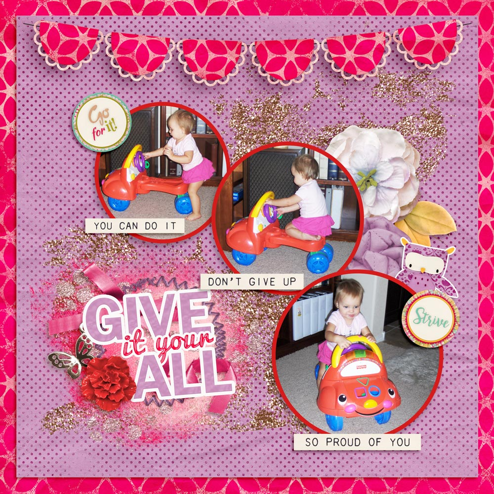 Layout by Kay