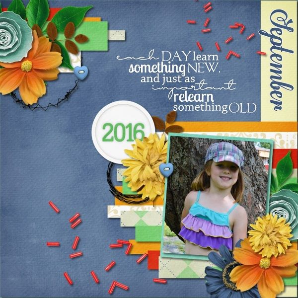 Layout by Maureen