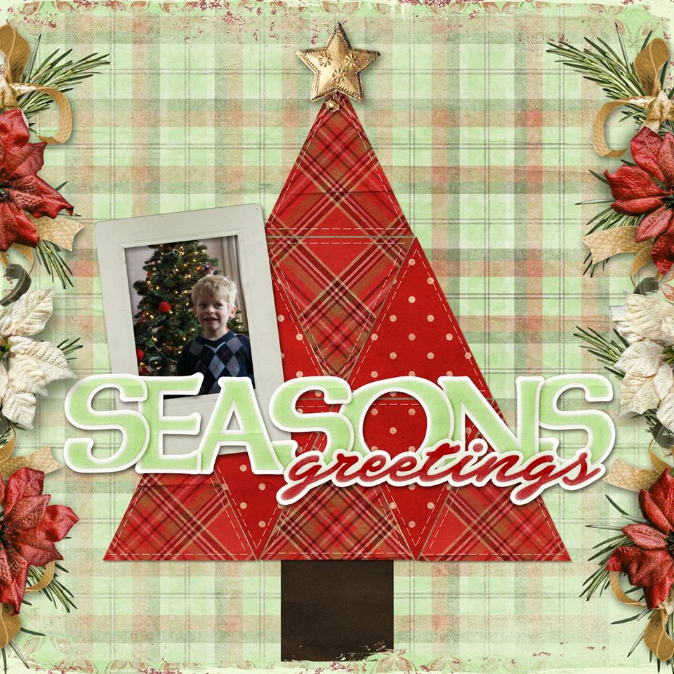 Layout by Lisa Marie