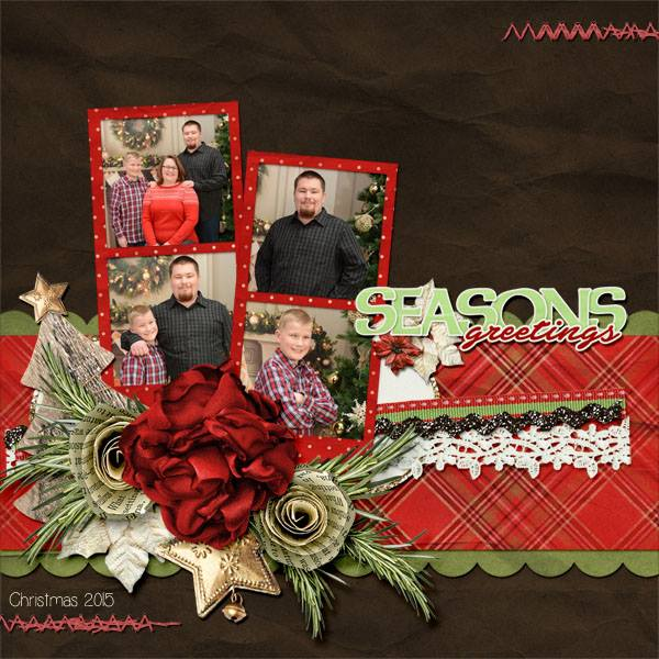 Layout by Susan