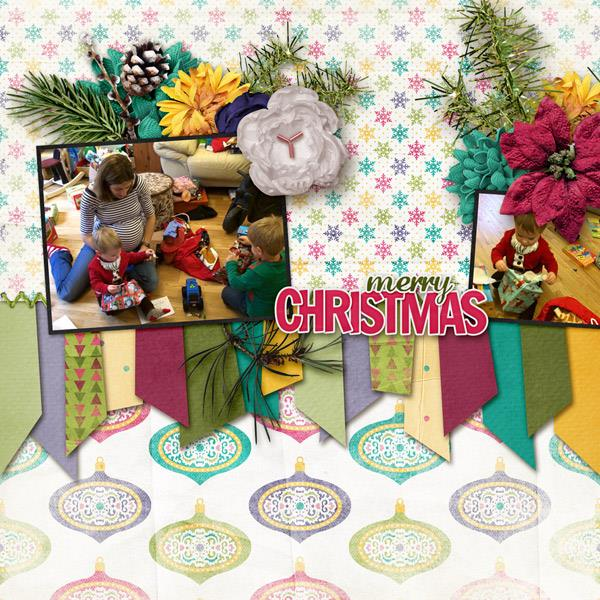 Layout by Toni (template: Life 360 December by Aimee Harrison)